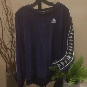 Kappa Velour sweatshirt for Men